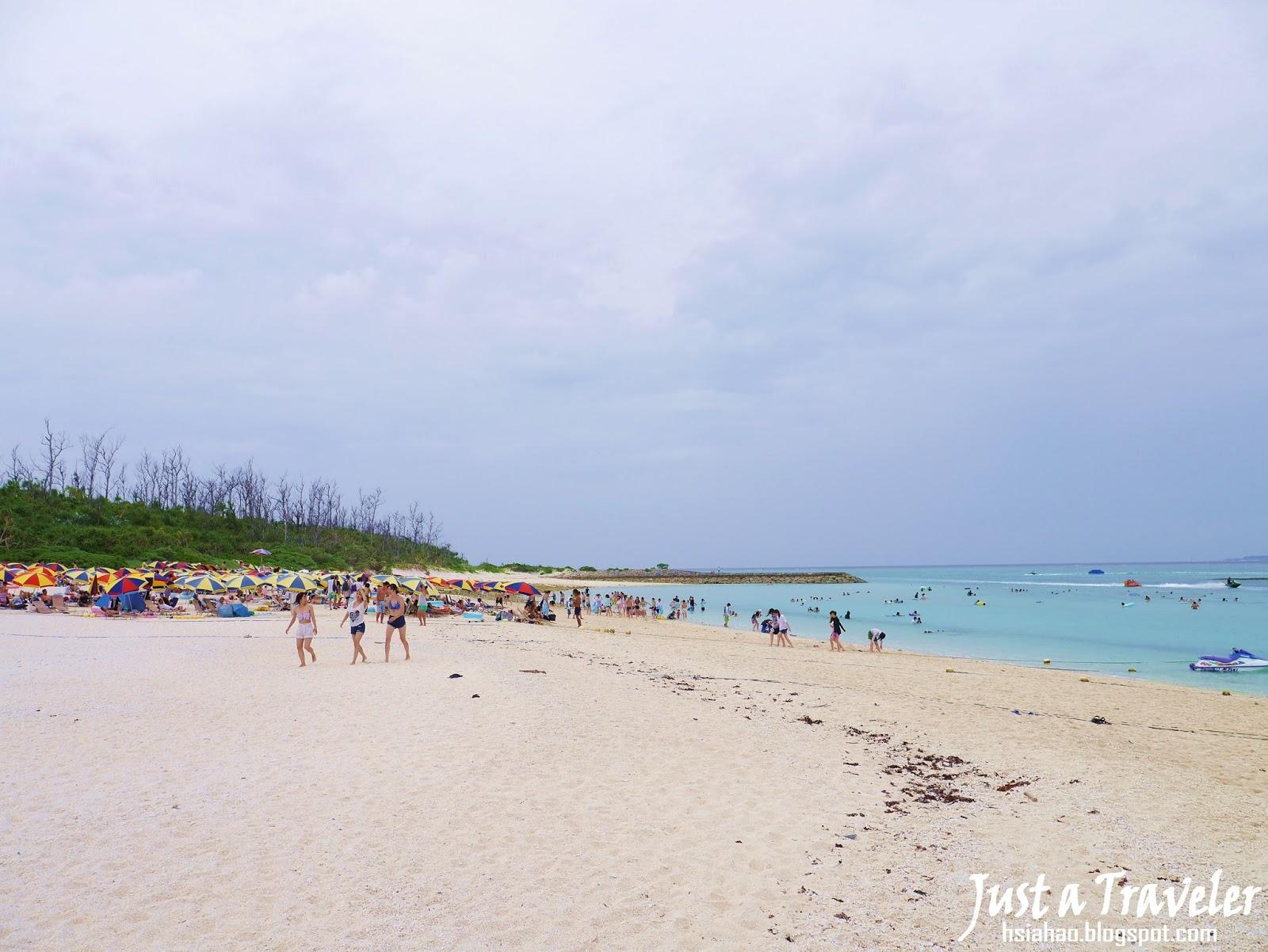 沖繩-海灘-推薦-水納海灘-Minna Beach-水納ビーチ-Okinawa-beach-recommendation