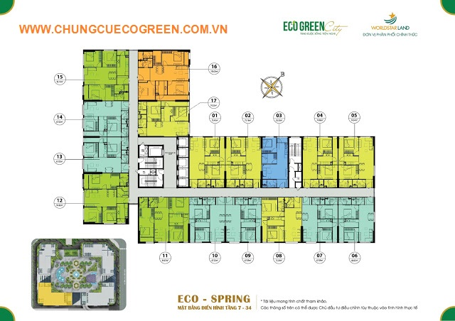 thiet ke toa ct3 eco green city
