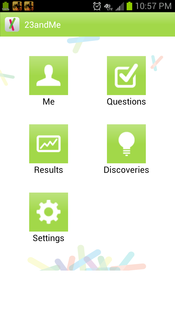 App Review: 23andMe | Family History Tracing
