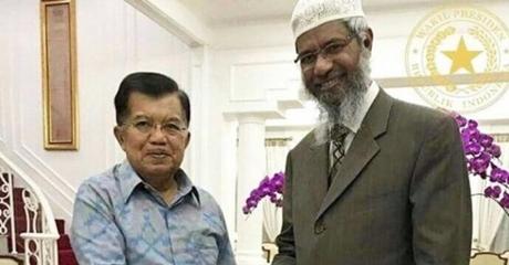 Zakir Naik: Saya Tentu Senang Kalau Dapat Menjadi Warga Negara Indonesia