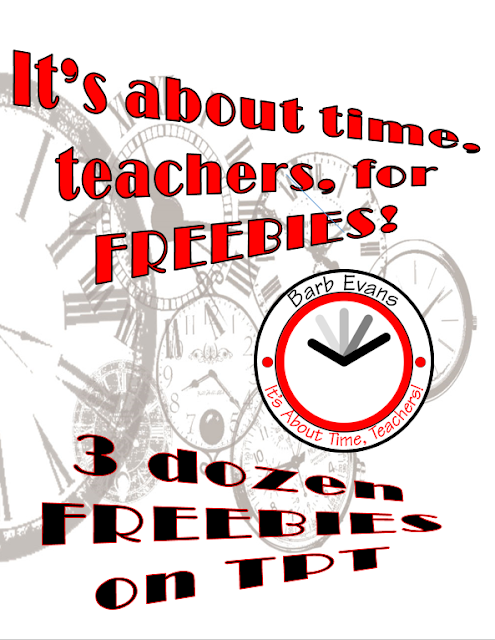 Time out freebies