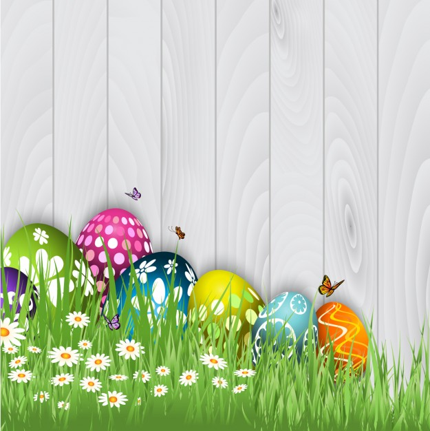Easter Eggs Templates