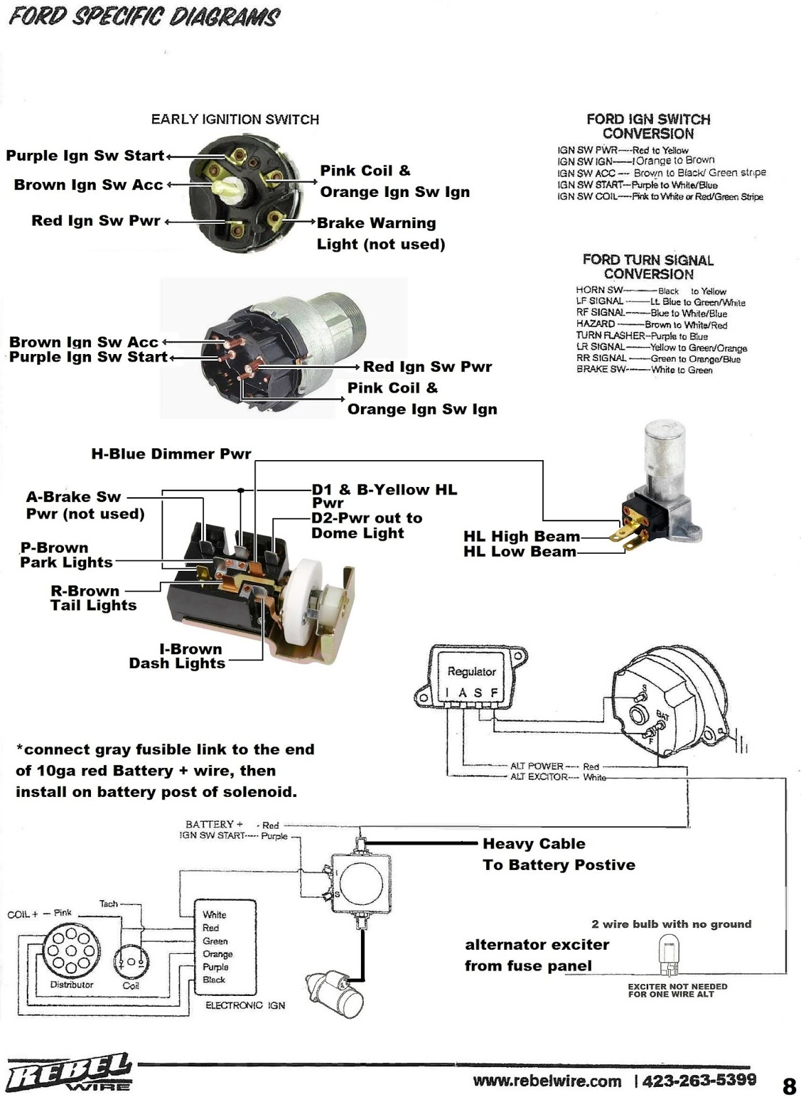 ford wiring diagrams  [ 1163 x 1600 Pixel ]