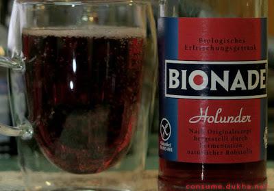 Bionade Holunder (бузина)