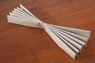 Cara Membuat Kerajinan Tangan Dari Kertas, Membuat Bungan Kertas 2