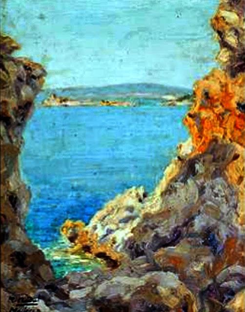 Ramón Nadal Horrach, Mallorca en Pintura, Mallorca Pintada, Paisajes de Mallorca, Paisajes de Ramón Nadal Horrach