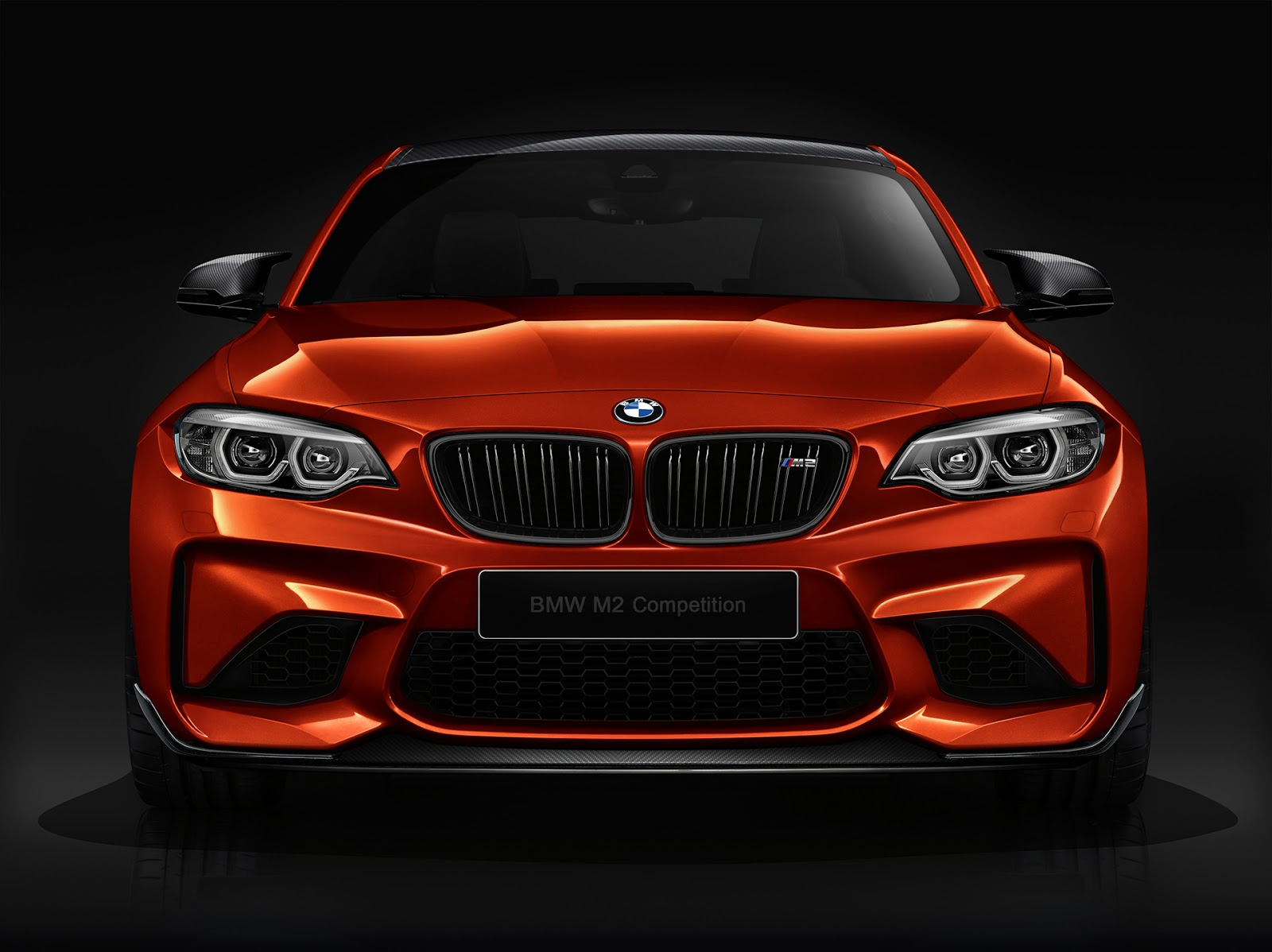 Bmw M2 Competition Production Could Start In July 2018 Carscoops