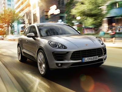 The All New 2016 Porsche Macan R4 front look Hd image