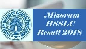 Mizoram Result 2018, MBSE HSSLC 2018 Result, Mizoram 12th Results 2018, Mizoram HSSLC Results 2018