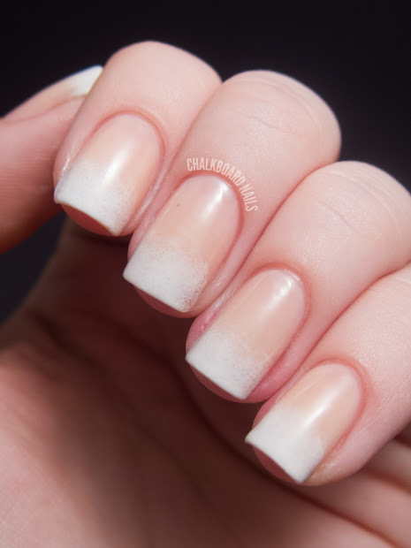 Ombre French Manicure Nails