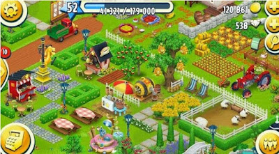 Free Download HayDay v1.29.98 Mod Apk +OBB Unlimited Money