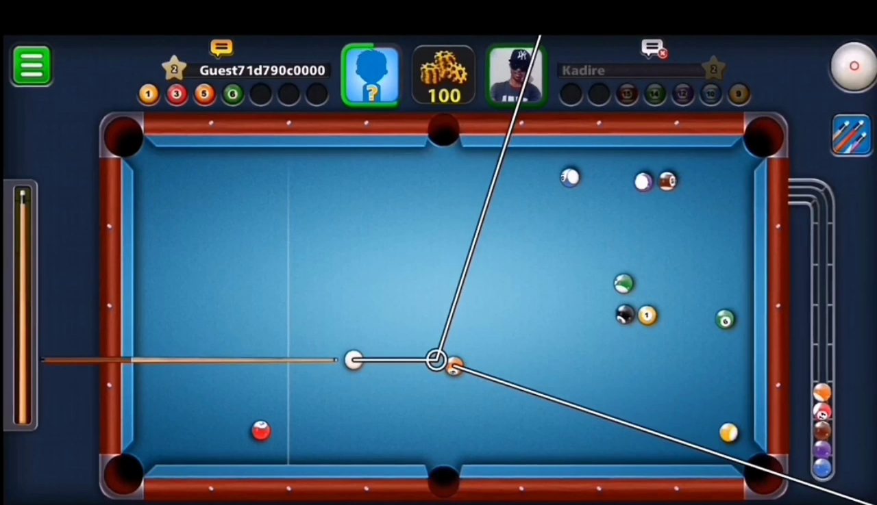 8 Ball Pool Hack MOD APK Download Anti Ban Long Line Safe ...