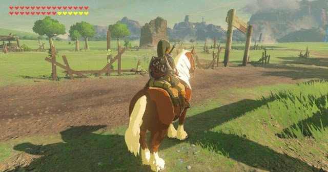Breath of the Wild (Wii U/Switch): Encontrado novo Easter Egg relacionado a Ocarina of Time