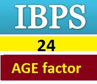IBPS Clerk 2017 Age Limit for OBC/ SC/ST/GEN