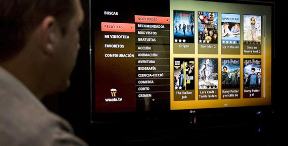Ventajas de ver cine online