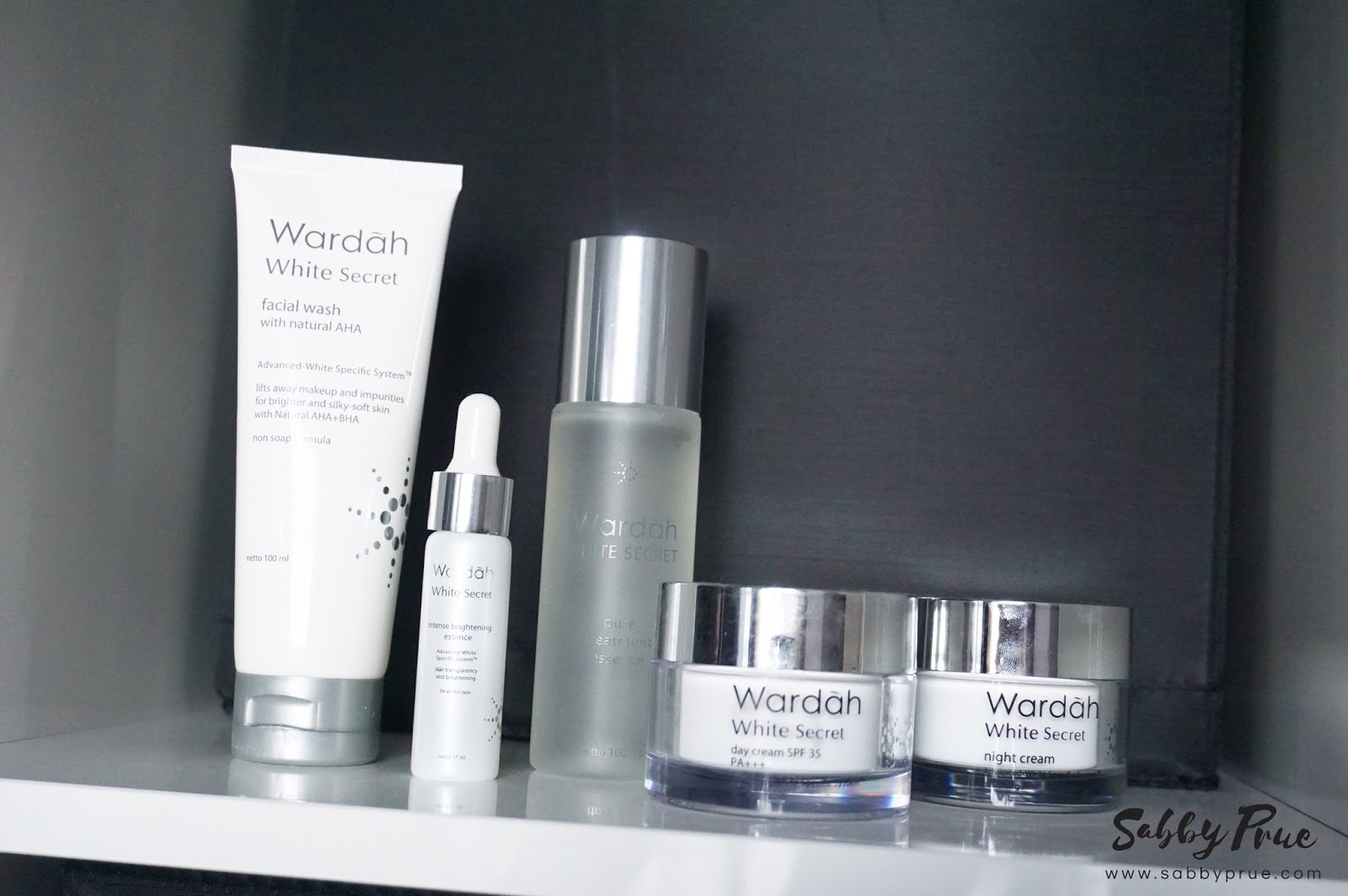 Review Wardah White Secret Night Cream Untuk Jerawat  Mujarab