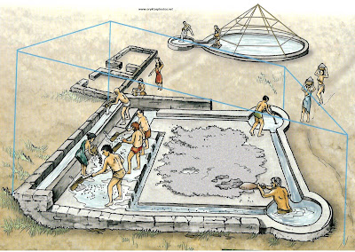 Τεχνολογία στην Αρχαία Ελλάδα- Μεταλλεία Λαυρίου