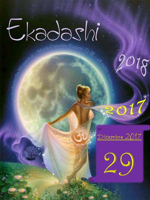 Ekadashi Dicembre 2017 - II Appuntamento