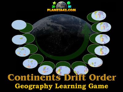 Ред на Формиране на Суперконтиненти