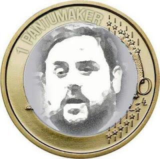 Moneda, pantumaker, pa amb tumaca, pa en tomata, Junqueras