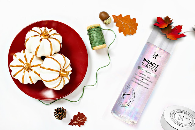 Fall skincare tips with itcosmetics and barbies beauty bits