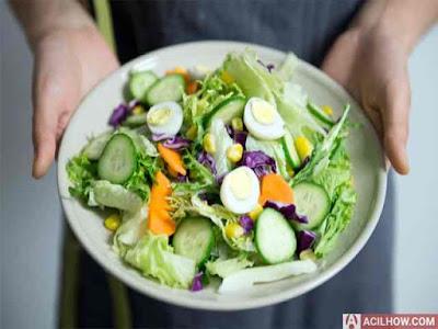 Makanan 4 Sehat 5 Sempurna untuk Diet Terbaik - Acilhow.com