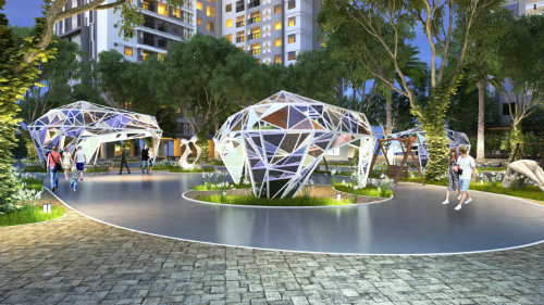 Vị trí - điểm nhấn nổi bật của TNR Goldmark City