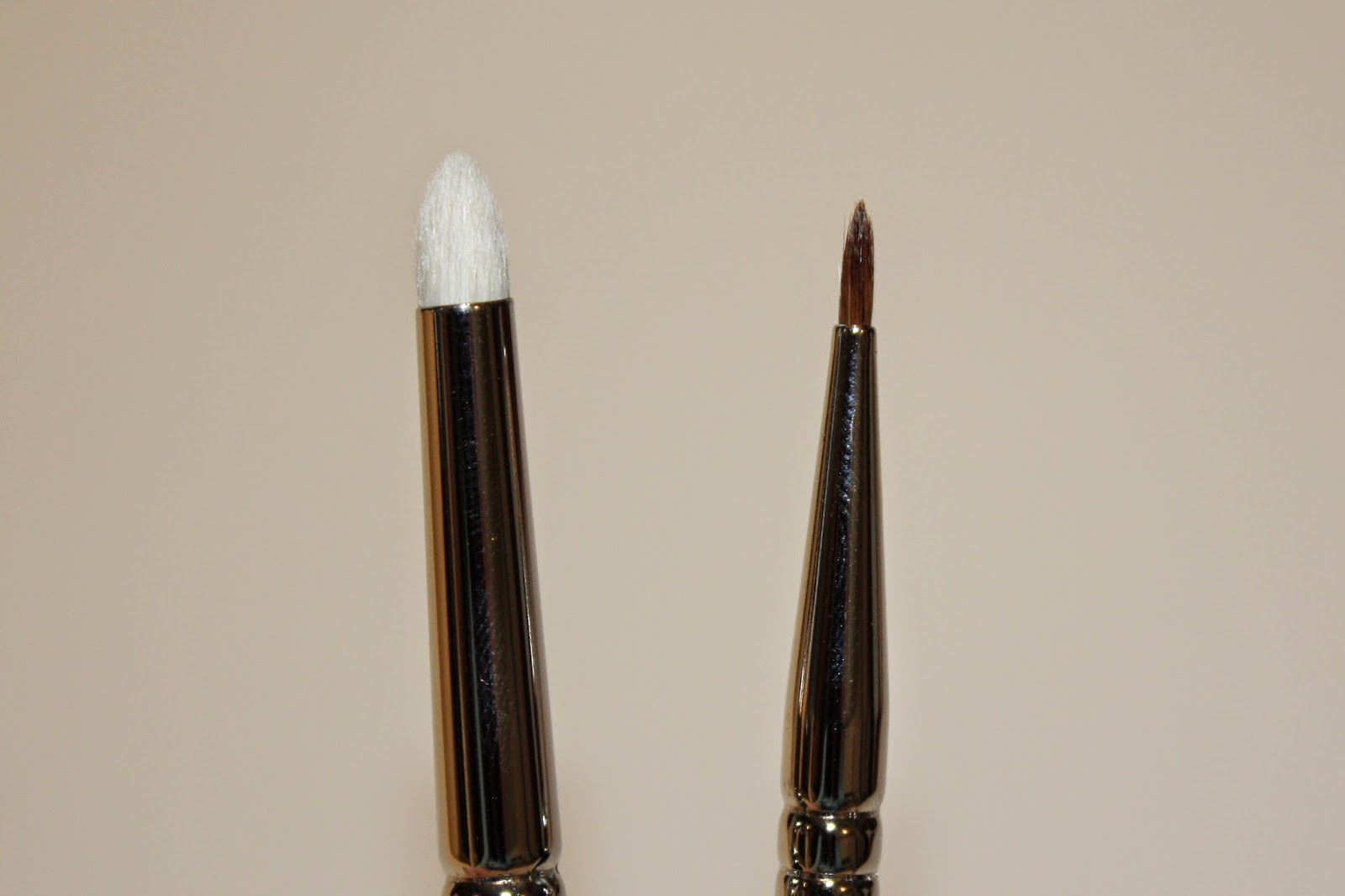 Hakuhodu Eye Brushes in J007 and H2889
