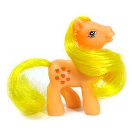My Little Pony Applejack Dolly Mix Series 1 G1 Retro Pony