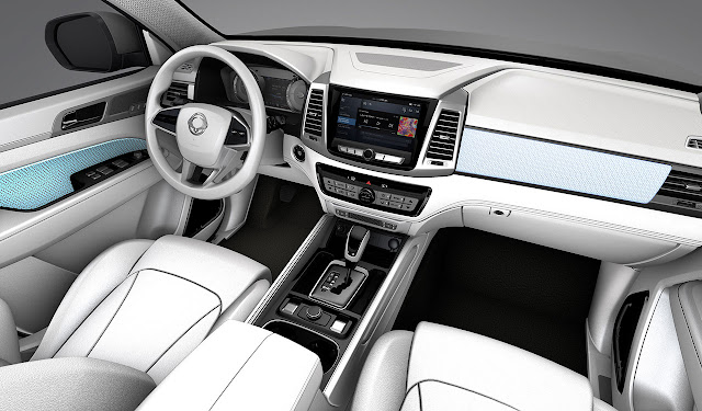 SsangYong LIV-2 concept car