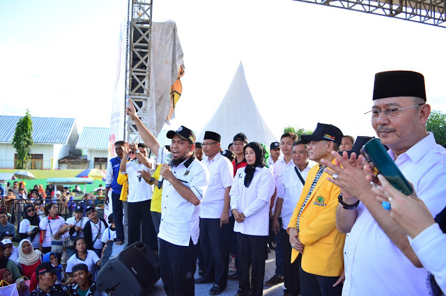 Salman Alfarisi : Walikota dan Wakil Walikota Medan di Lantik, PKS Akan Tetap Kritis !