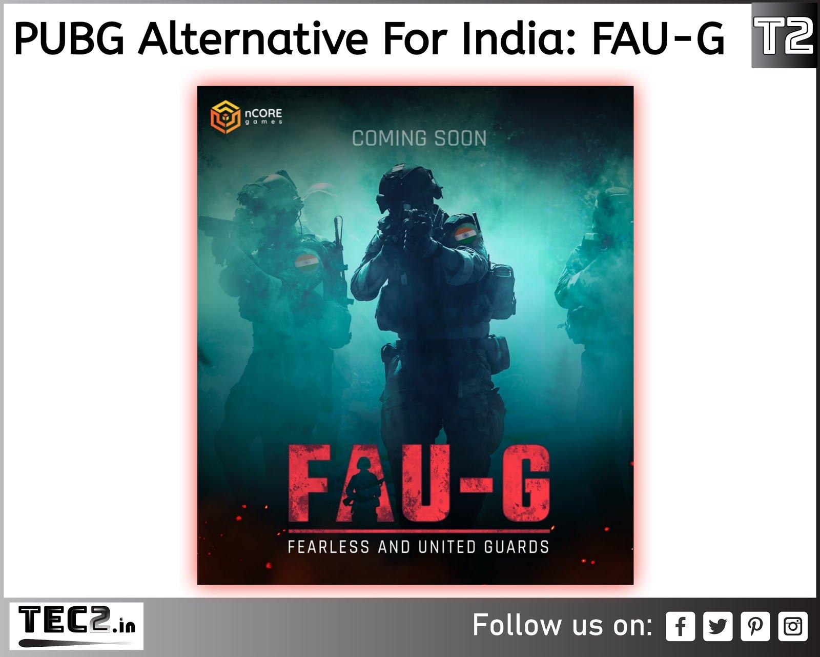 FAU-G Indian PUBG