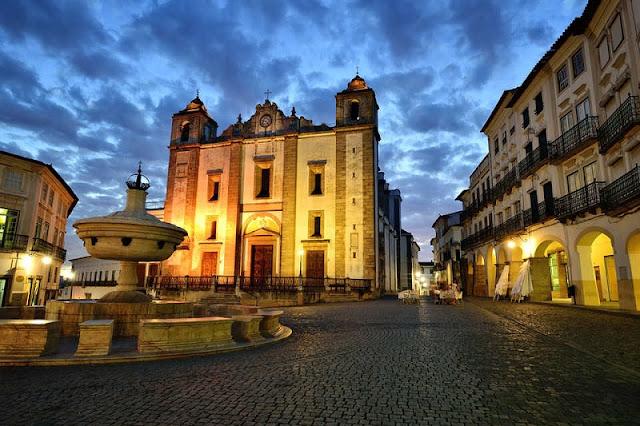 O que fazer à noite em Évora