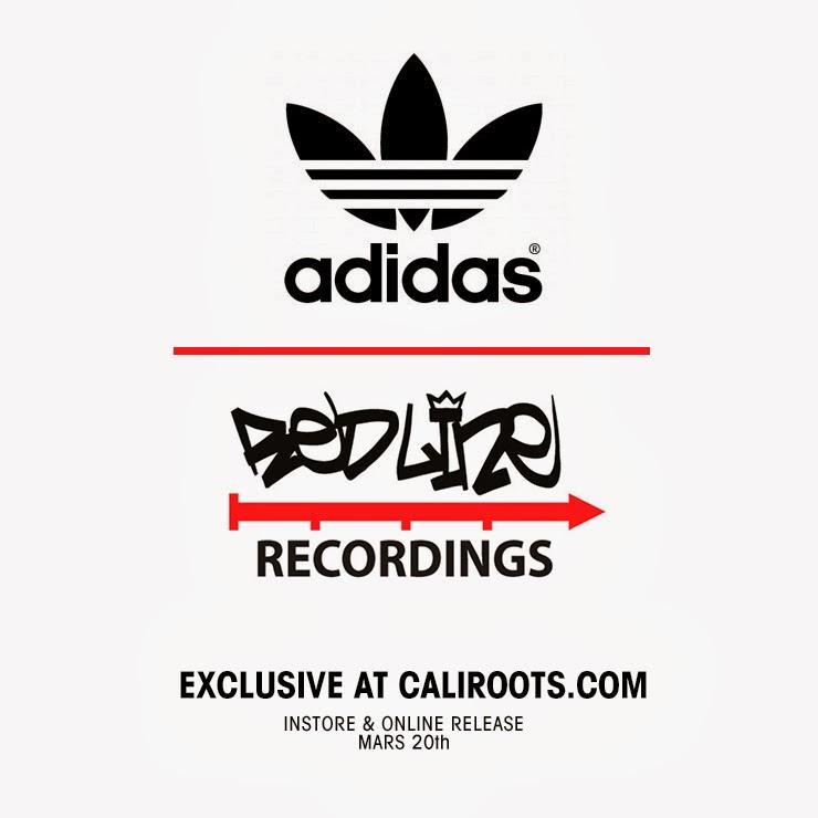 68df1ce7cf37 The Caliroots Blog  adidas Originals x Redline Recordings exlusive ...