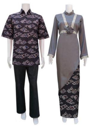 25+ Trend Model Baju Batik Muslim Lebaran 2018