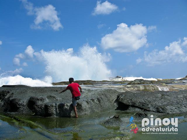 Biri Rock Formations Northern Samar