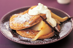 Easy camping breakfasts using pancakes - 7 simple recipes you can make without a lot of fuss or ingredients.