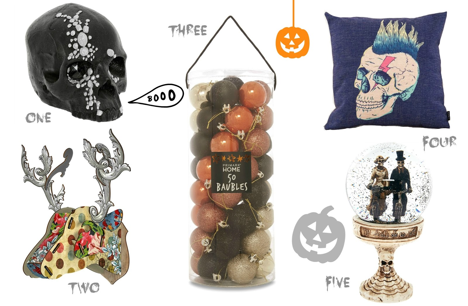 Formidable Joy | Formidable Joy Blog | Halloween | Homeware | Halloween Homeware | Homeware Wishlist