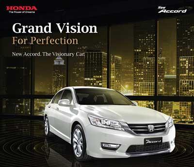 Promo Honda Accord Bandung 2016