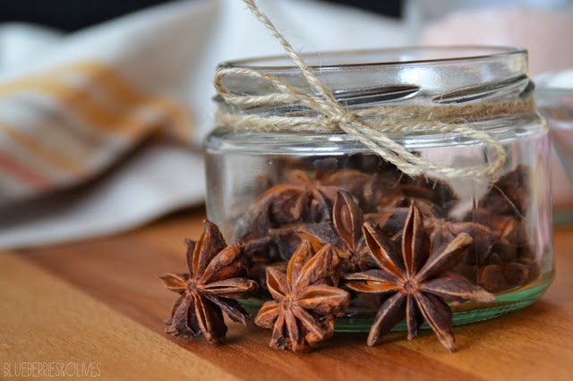 STAR ANISE - SPICED HOT CHOCOLATE