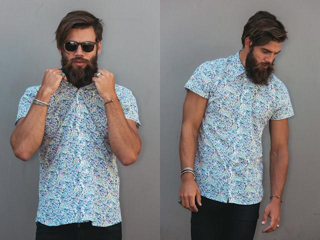 como usar camisa manga curta masculina