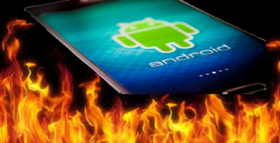 kenapa hp android cepat panas