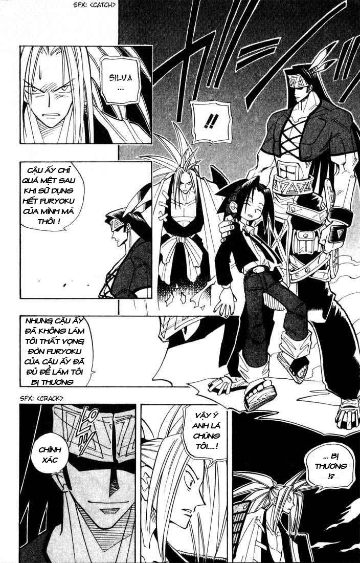 Shaman King [Vua pháp thuật] chap 31 trang 7