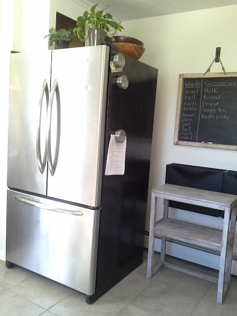 What to do with the space over the refrigerator