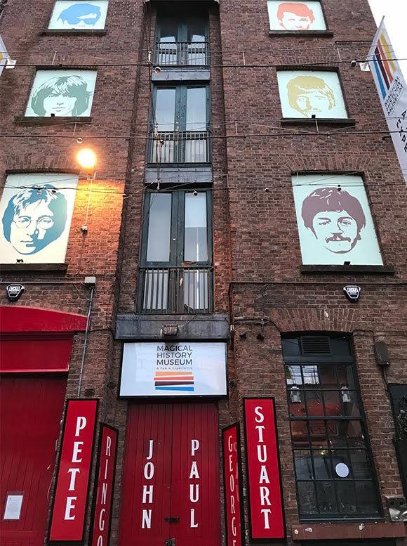 Le Magical History Museum consacre les Beatles à Liverpool