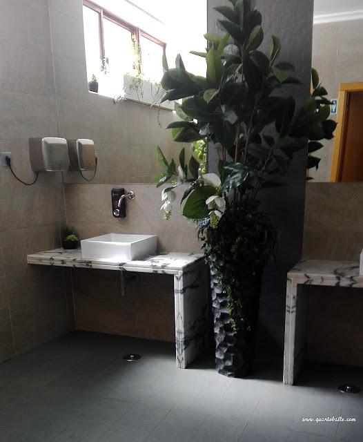 Restaurante O Braseiro- WC