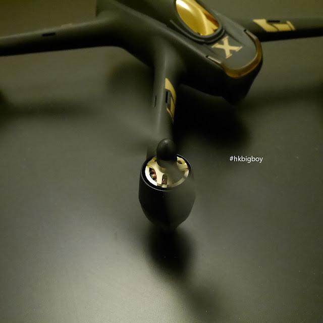 HubsanH501A螺旋槳prop