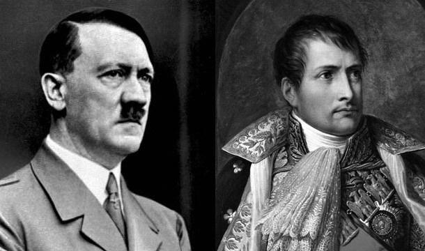 Napoleon vs Hitler vs 129 tahun