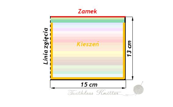 Crochet Case for External Hard Drive / Szydełkowy Pokrowiec na Przenośny Dysk Twardy