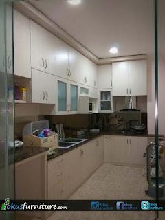Inspirasi kitchen set terbaru